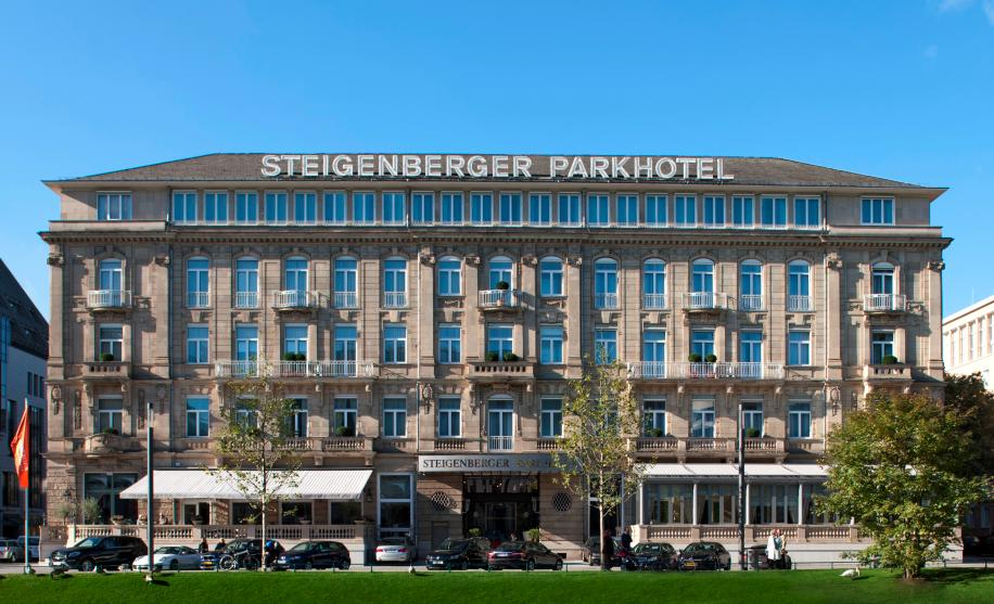 Steigenberger parkhotel d sseldorf is a primo medico for Design hotel taunus
