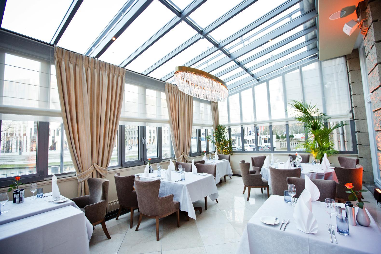 Steigenberger parkhotel d sseldorf ist primo medico for Design hotel taunus