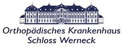 Orthopaedic Hospital Schloss Werneck Special Clinic for Endoprosthetics, Orthopaedics and Trauma Surgery - Logo