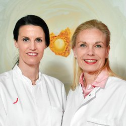 Dr Claudia Gerber-Schäfer and Dr Marion Paul - Vivantes Breast Center