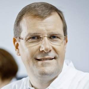 Specialist in Orthopaedics Dr med Thomas-Peter Ranke - Portrait
