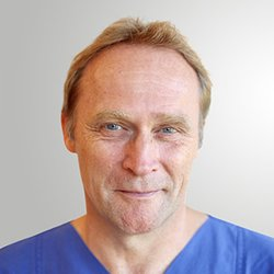 Specialist in Foot Surgery and Endoprosthetics Dr Thomas Stock - Portrait