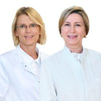 Breast Health at the Luisen Hospital -  Dr Maren Darsow and Dr Oksana Möller - Portrait